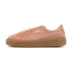 Puma Suede Platform Animal 36510902, Basket - 36 EU