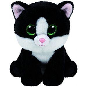 Ty Ava - Black &amp White Cat Medium