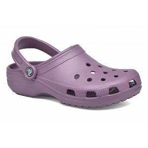 Crocs Classic, Sabots Mixte Adulte, Violet (Lilac), 42-43 EU