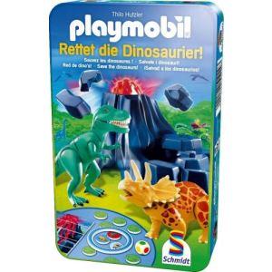 Schmidt Playmobil Sauvez les dinosaures!