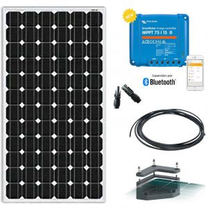 Victron energy Kit solaire camping car 150w-12v avec fixation - VICTRON ENERGY