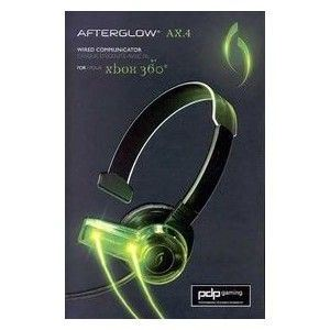 PDP Afterglow AX.4 - Micro-casque filaire pour Xbox 360