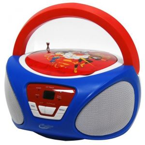 Techtraining Boombox Super Hero Girls