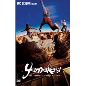 Yamakasi, les samouraïs des temps modernes