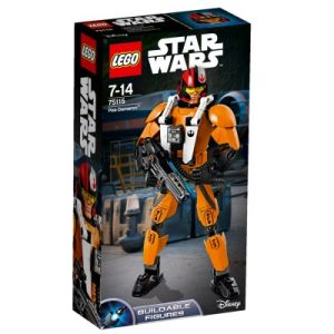 Lego 75115 - Star Wars : Poe Dameron - Buildable Figures