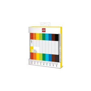 Lego LE51492 - 9 stylos marqueurs