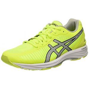 Asics Gel-DS Trainer 23, Running Homme, Jaune (Safety Yellow/Mid Grey/White 0796), 42 EU