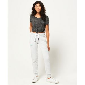 Superdry Pantalon de survêtement slim Orange Label - Couleur Gris Clair - Taille XS
