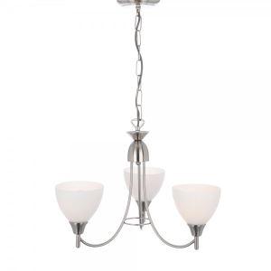Luminaire suspension 3 lampes verre comparer 192 offres for Suspension trois lampes