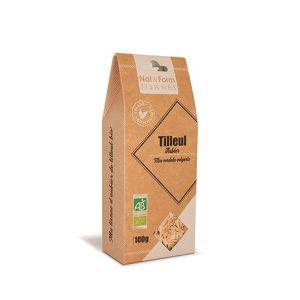 Nat & Form Tisane Aubier de tilleul blanc Ecorce Bio