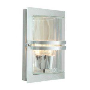 Norlys Applique extérieure design Basel Galvanisé fonte d'aluminium 660GA