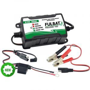 Fulbat Chargeur de batterie Fulload 750 6V - 12V 0,75A
