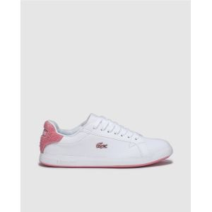 Lacoste Chaussures GRADUATE 319 1 SFA Blanc - Taille 36,37,38,39,40,41,40 1/2,39 1/2