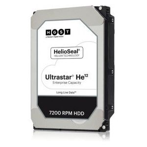 Hitachi HUH721212ALE600 - Disque dur Ultrastar HE12 12 To SATA 6Gb/s