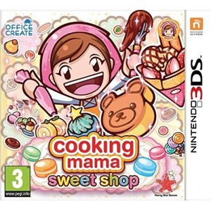Cooking Mama : Sweet Shop sur 3DS