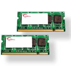 G.Skill F3-10666CL9D-8GBSQ - Barrettes mémoire Standard 2 x 4 Go DDR3 1333 MHz CL9 204 broches