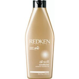 Redken All Soft - Après-shampooing cheveux lisses et brillants