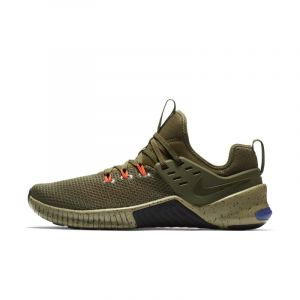 Nike Chaussure de fitness et cross-training Free x Metcon - Olive - Taille 43