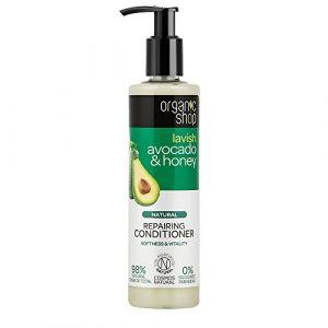 Organic Shop Après-shampoing réparateur avocat & miel