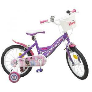"""Vélo pour fille Chica Vampiro 16"""""""