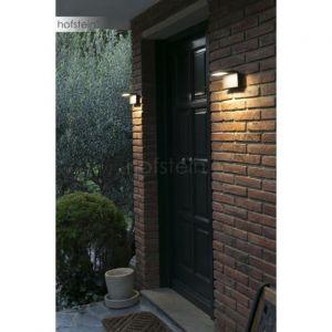 Image de Faro Natron - Applique extérieure LED anthracite en aluminium