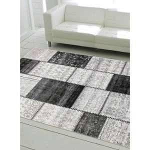 Dezenco Unamourdetapis - Tapis de Salon Moderne Design - LUMINOUSSA - Polypropylène 160 x 220 cm