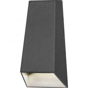 Konstsmide Applique murale LED extérieure 7911-370 Imola LED intégrée anthracite