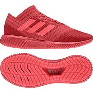 Adidas Nemeziz Tango 17.1 Tr, Chaussures de Football homme - Rouge