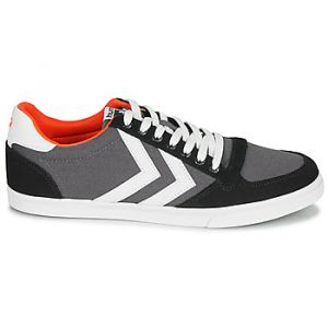 Hummel Chaussures SLIMMER STADIL LOW - Couleur 36,37,38,39,40,41,42,43,44,45 - Taille Noir