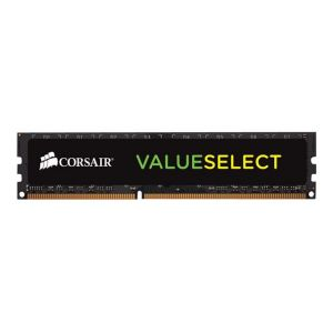 Corsair CMV8GX3M1C1600C11 - Barrette mémoire Value Select DDR3L 8 Go DIMM 240 broches 1600 MHz CL11