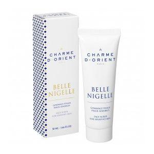 Charme d'Orient Belle nigelle - Gommage visage peaux sensibles