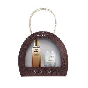 Nuxe Prodigieux - Coffret eau de parfum et bougie