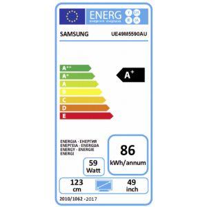 Samsung UE49M5590AUXZG - Téléviseur LED 123 cm