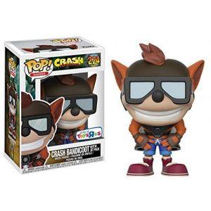 Funko Figurine Pop! Ndeg274 - Crash Bandicoot - Crash Avec Jet Pack