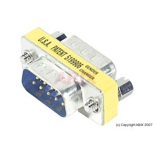 083130 - Mini changeur DB9 M/M