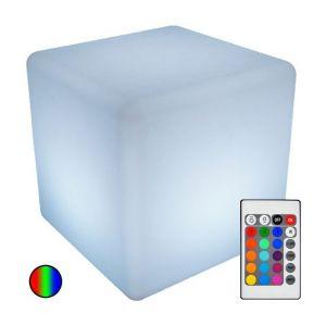 Vision-El Cube lumineux RGB sans fil