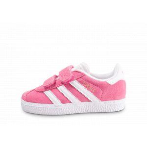 Adidas Originals Gazelle CF I - Baskets en cuir - rose