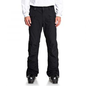 Quiksilver Pantalons Boundry - Black - Taille XL