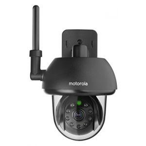 Motorola 1042658 - Caméra réseau Scout 73 Wi-Fi HD