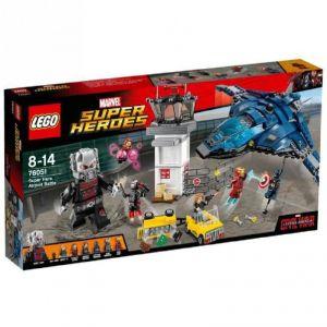 Lego 76051 - Super Heroes Marvel : la bataille de l'aéroport