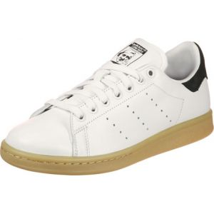 Adidas Stan Smith, Baskets Femme, Blanc (Rose Crystal White/Rose Crystal White/Core Black 0), 39 1/3 EU