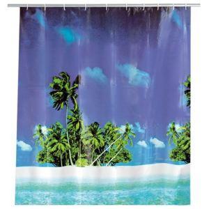 Wenko Rideau de douche Palm Beach (180 x 200 cm)