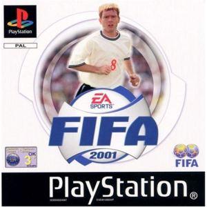 FIFA 2001 [PSone]
