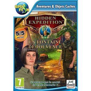 Hidden Expedition : La Fontaine de Jouvence [PC]