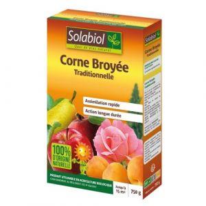 Solabiol Corne Broyée traditionnelle 750g