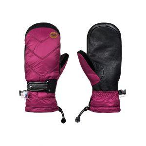 Roxy Victoria - Moufles de ski/snowboard pour Femme - Rouge
