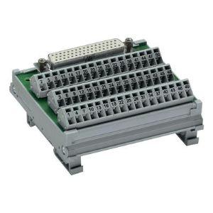 Wago 0289-0558 - Module d'interface SUB-D mâle 37 pôles 0.08 - 2.5 mm²
