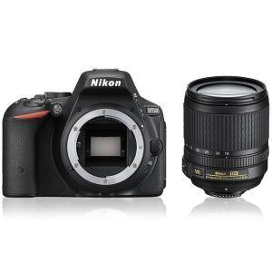 Nikon D5500 (avec objectif 18-105mm)