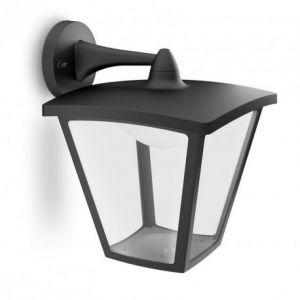 Philips COTTAGE - Applique d'extérieur LED Descendante Noir H28,3cm