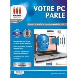 Votre PC parle [Windows]